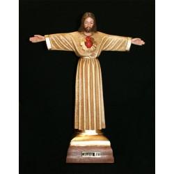 Cristo Rey 27 cm.
