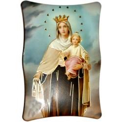 Cuadrito Virgen del Carmen