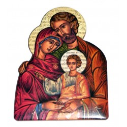 Imán icono Sagrada Familia