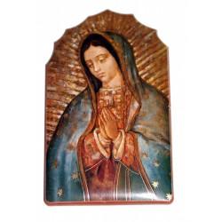 Imán Virgen de Guadalupe