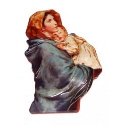 Imán Virgen María