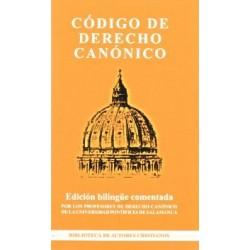 Código de Derecho Canónico (edición comentada)
