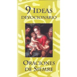 9 ideas devocionario