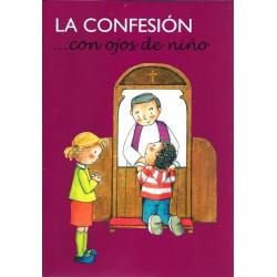 La confesión... con ojos de niño