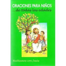Oraciones para niños de todas las edades