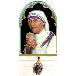 Medalla Madre Teresa de Calcuta