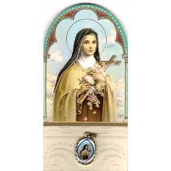 Medalla de Santa Teresita
