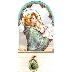 Medalla de la Virgen