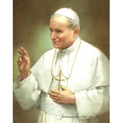 Juan Pablo II 20x25