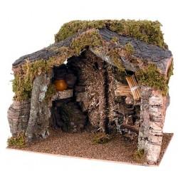 Cueva para figuras de 8 a 10 cm.