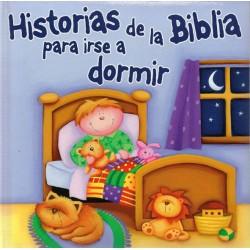 Historias de la Biblia para irse a dormir