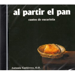 Al partir el pan CD