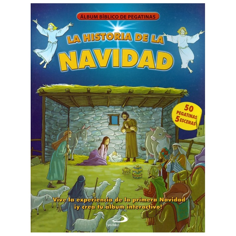 La historia de la Navidad pega