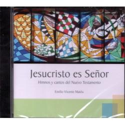Jesucristo es el señor cd