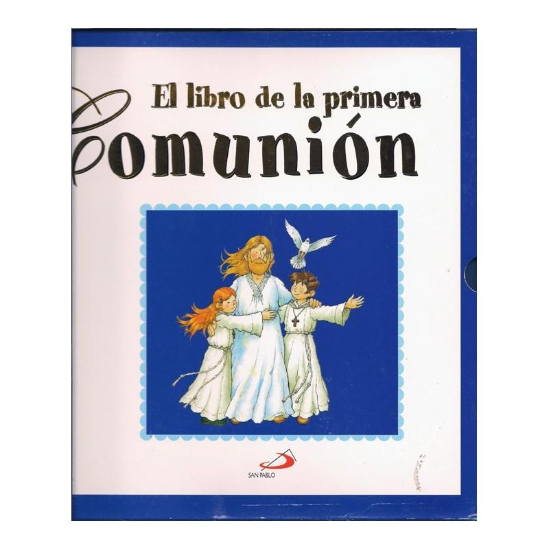 El libro de la primera comunion