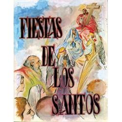 fiestas de los santos