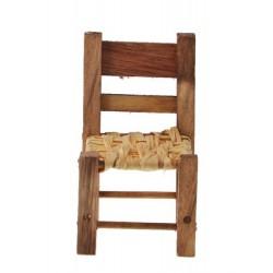 Silla madera 7 cm.