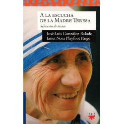 A la escucha de la Madre Teresa