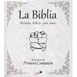 La Biblia de Mi Primera Comunión