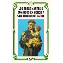 Los trece martes o domingos San Antonio