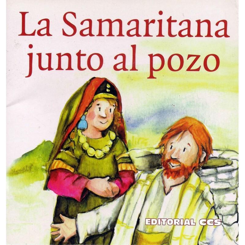 Samaritana junto al pozo