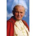 Estampa San Juan Pablo II