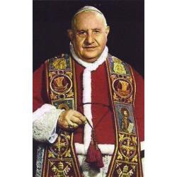 Estampa San Juan XXIII