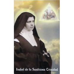 Isabel de la Stma. Trinidad