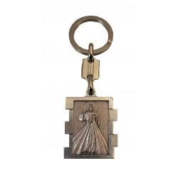 Llavero metal Cristo de la Misericordia