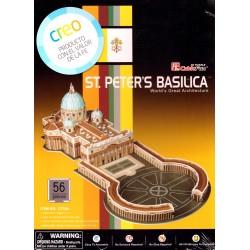 Puzzle 3D Basílica de San Pedro