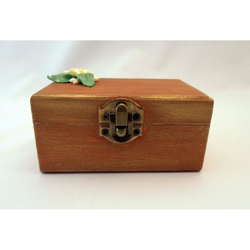 Cajita de madera