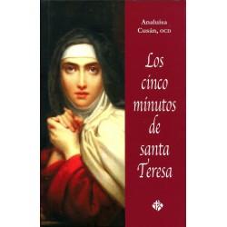 Los cinco minutos de Santa Teresa