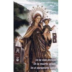 Novena Virgen del Carmen