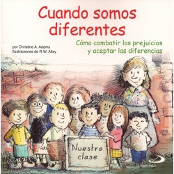 Cuando somos diferentes