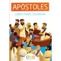 Apóstoles para colorear