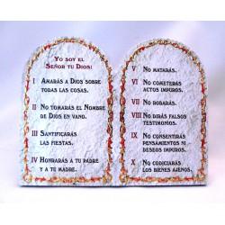 Cuadrito 10 mandamientos