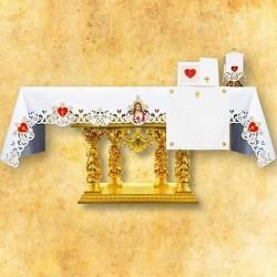 Mantel Sagrado Corazón de Jesús