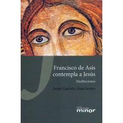 Francisco de Asís contempla a Jesús