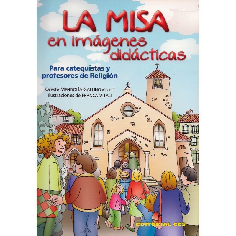La misa en imágenes didácticas