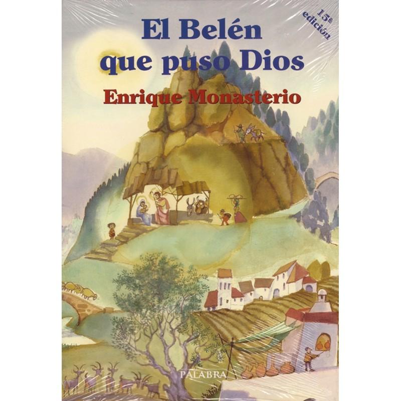 El Belén que puso Dios (cartoné)