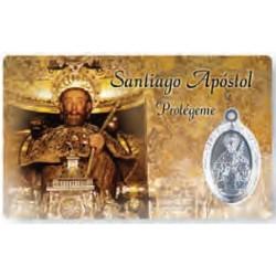 Estampa Santiago Apóstol