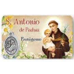 Estampa San Antonio de Padua