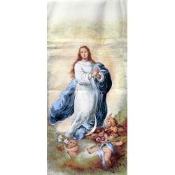 Paño de atril Inmaculada Concepción (gobelin)