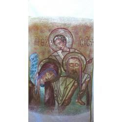 Paño de atril Sagrada Familia Kiko (gobelin)
