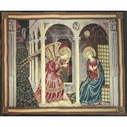 Tapiz Anunciación (gobelin)