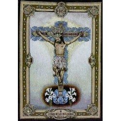 Tapiz El Señor de los Milagros (gobelin)