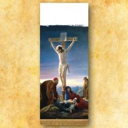 Cubre ambón fotográfico Crucificado