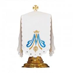 Conopeo bordado mariano