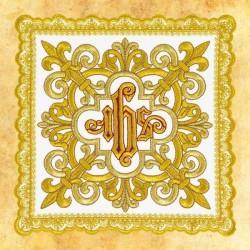 Conjunto de altar bordado