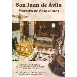 San Juan de Ávila – Maestro de sacerdotes